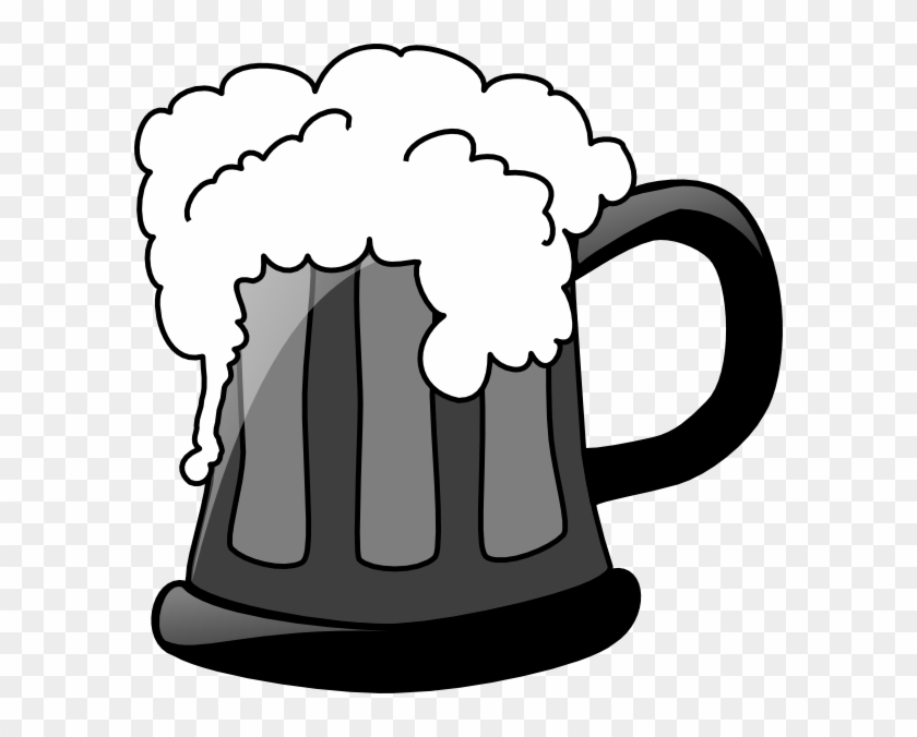Root Beer Clipart Beer Glass - Mugs Of Beer Clipart #195544