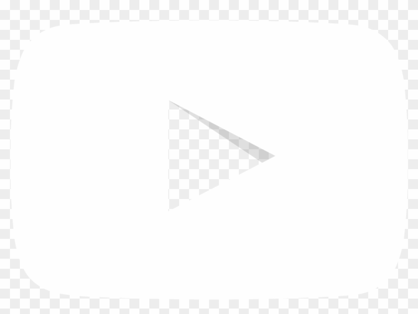 Twitter - Youtube Logo Png White #195570