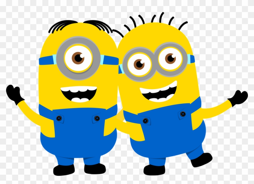 Despicable Me And The Minions Clip Art