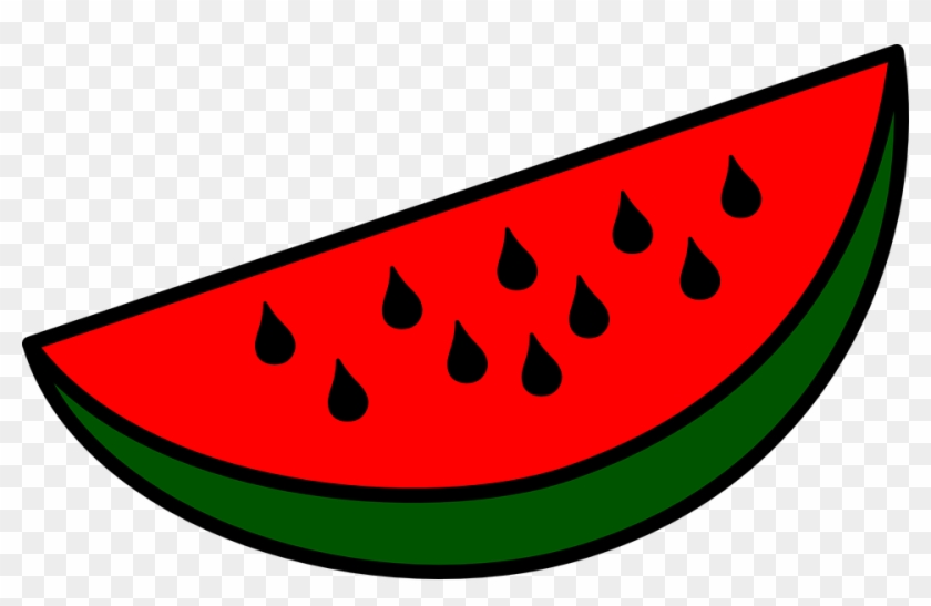 Watermelon Slices Free Pictures On Pixabay Clipart - Watermelonclip Art #195631