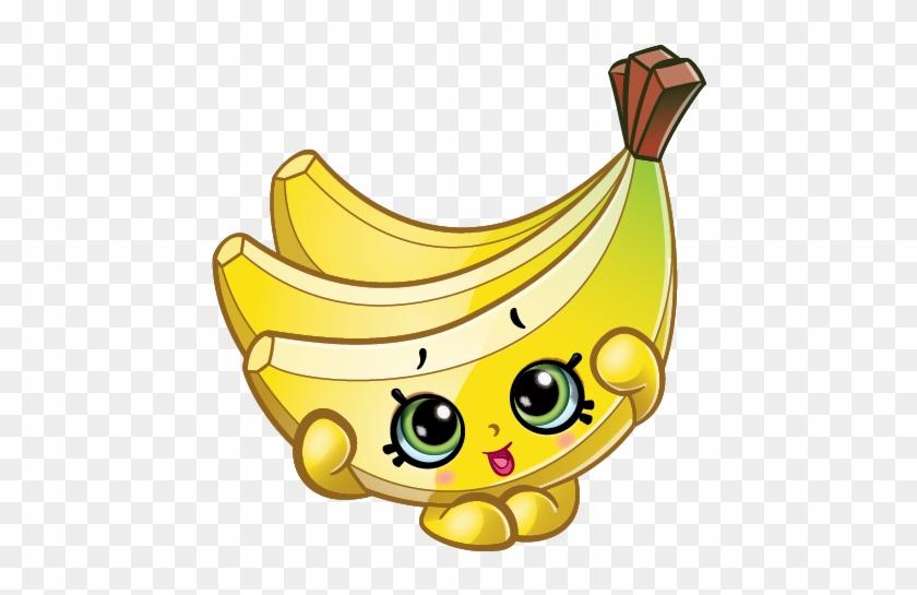 Buncho Bananas - Shopkins Characters Season 6 #195632