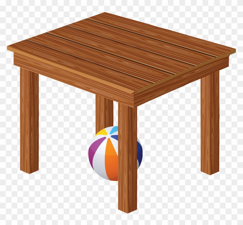 Ball Under The Table Clipart 5 F - Ball Under The Table Clipart #195643