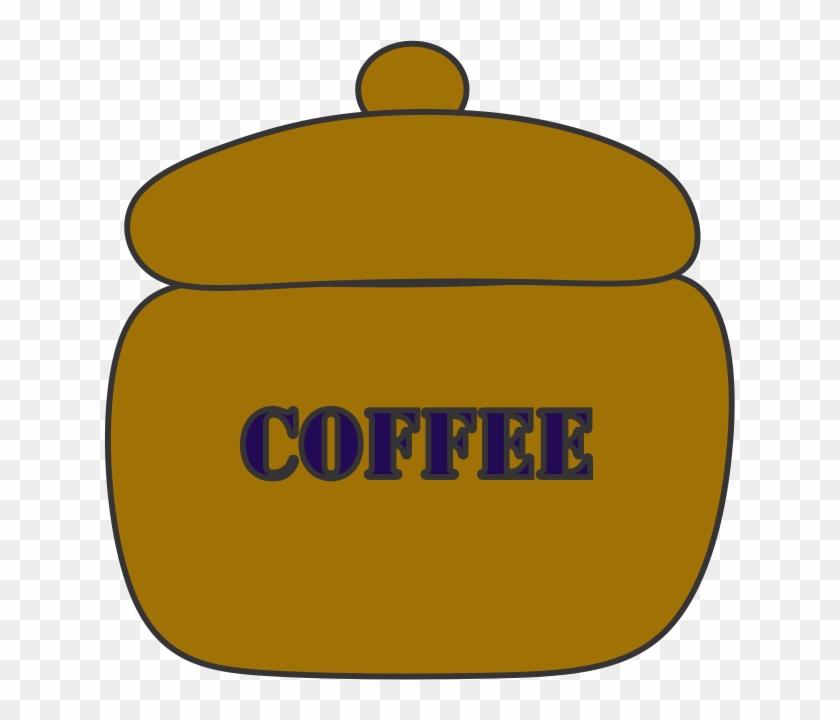 Coffee Jar Clipart 1 Coffee Jar Clipart 2 - Coffee Jar Clipart 1 Coffee Jar Clipart 2 #195719