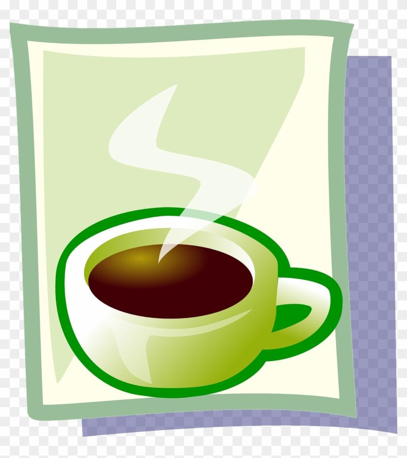 Java, Mug, Coffee, Theme - Art Deco Coffee - Stainless Steel Travel Mug #195745