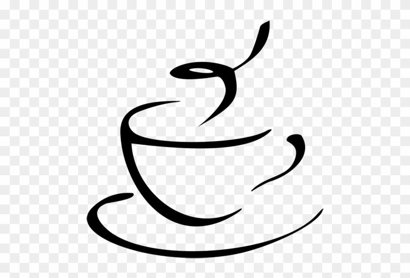 Coffee With The Council Schedule - Tasje Koffie Tekening #195801