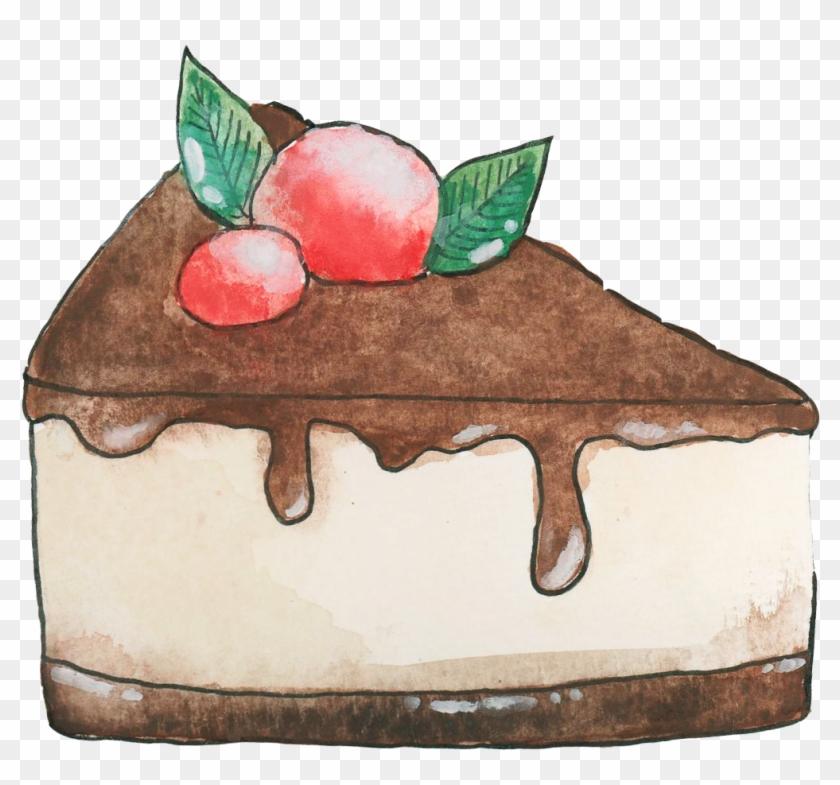 Chocolate Cheesecake - Coffee Cake #195823