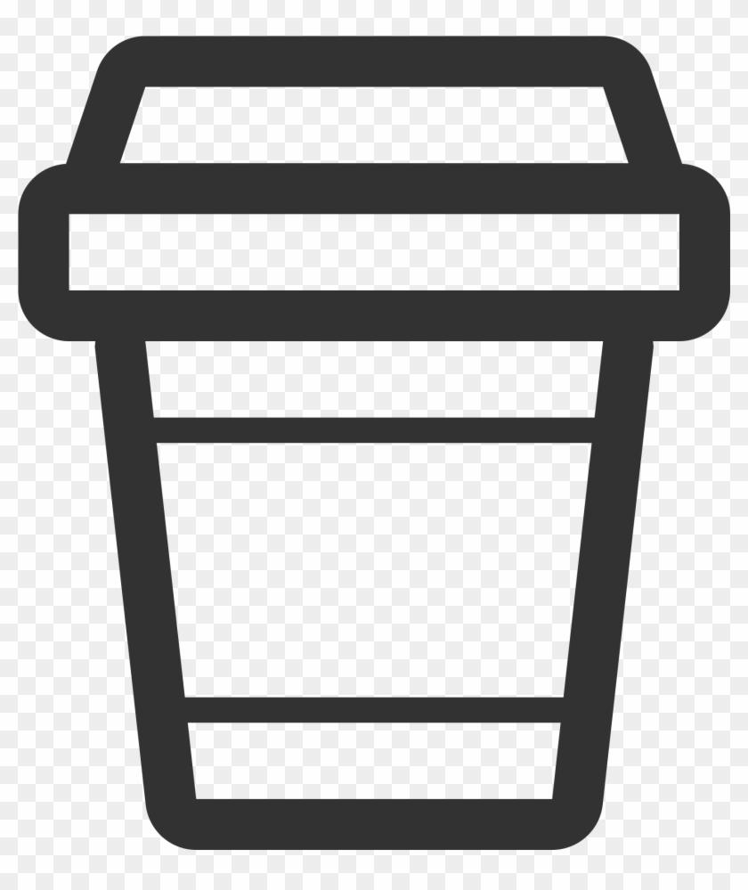 Open - Coffee Take Away Icon #195846