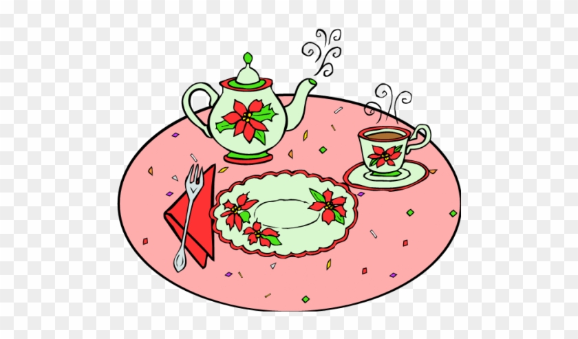 Our Annual Tea Is A Wonderful Umw Tradition, Open To - Body Soul And Spirit #195866