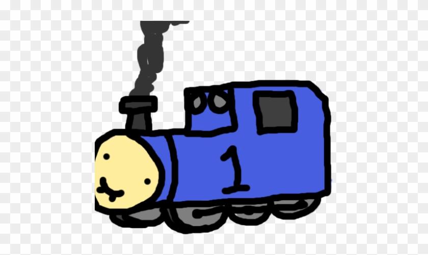 Steam Trains Clipart - Steam Locomotive #195889