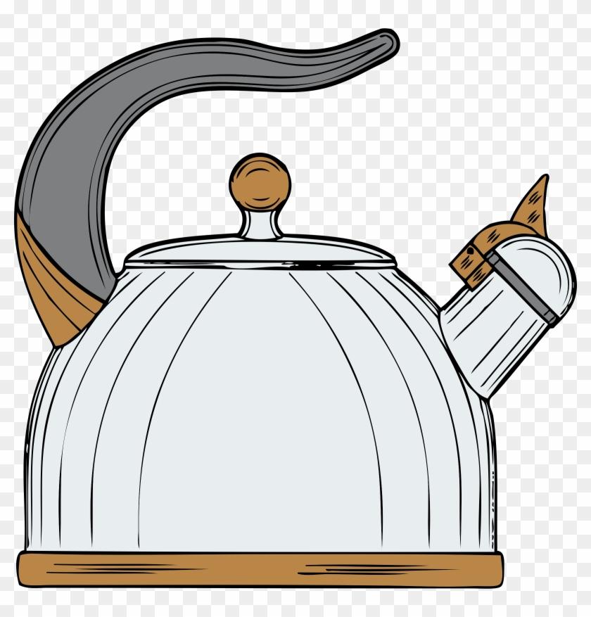 Png - Teapot Clip Art #195891