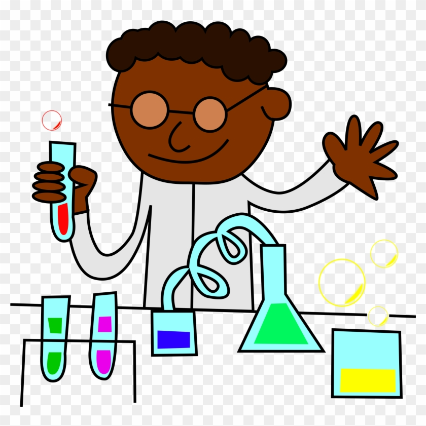 Big Image - Lab Safety Clipart #195927