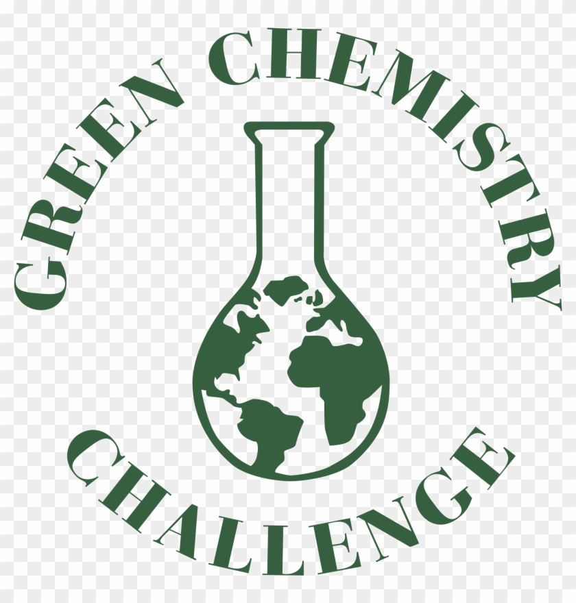 Green Chemistry Challenge Logo Png Transparent - Green Chemistry Challenge #195976