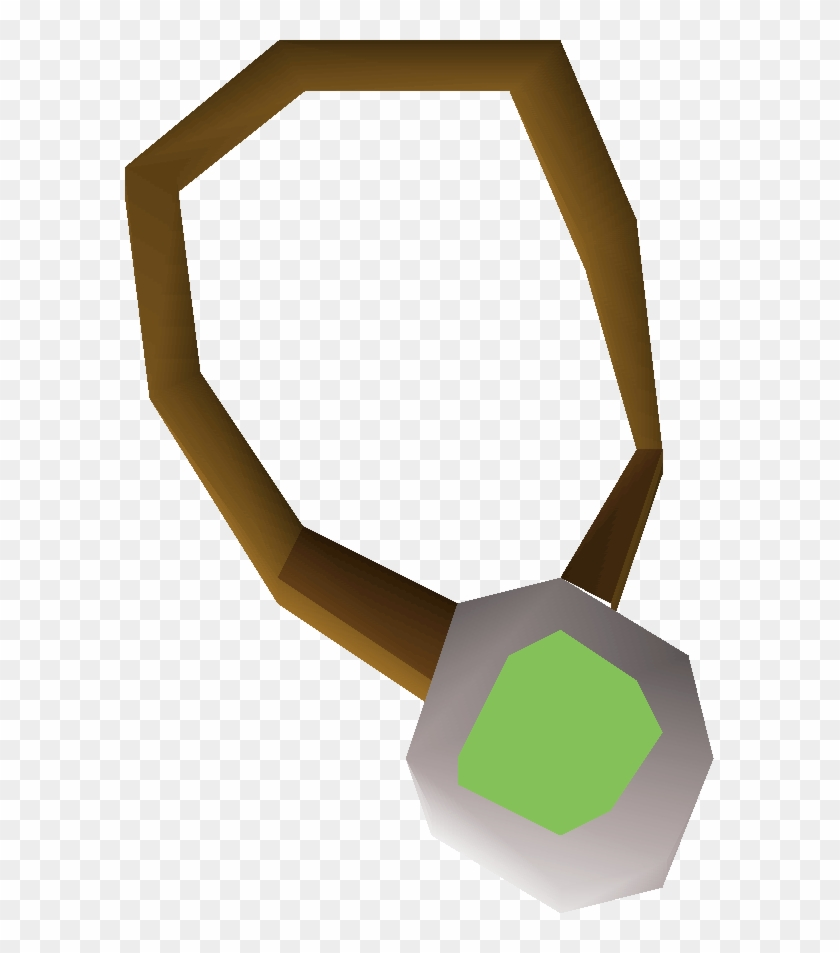 Amulet Of Chemistry Detail - Old School Runescape #195981