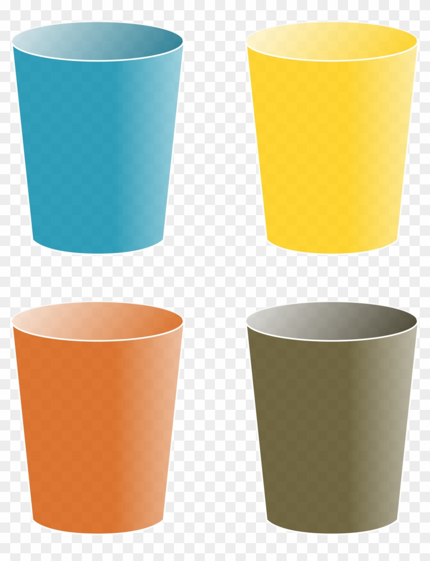 Cups Clipart - Cups Clipart #196050