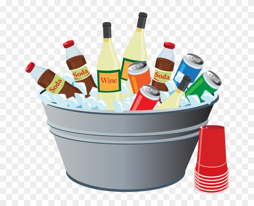Drink Clipart Transparent - Free Drinks Clipart #196071