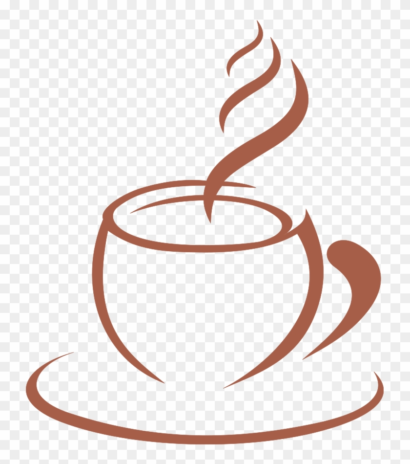 This Image Rendered As Png In Other Widths - Coffee Symbol #196109