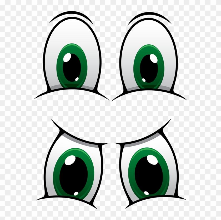 2 - Molde De Olho De Palhaço #196124