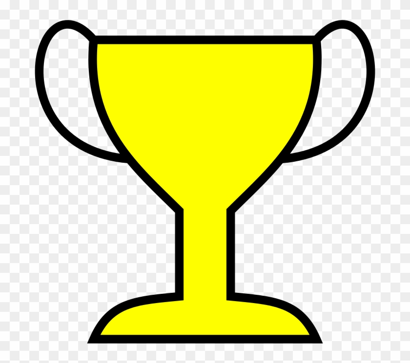 Icon, Outline, Cup, Free, Gold, Sports, Trophy, Win - World Cup Clipart #196160