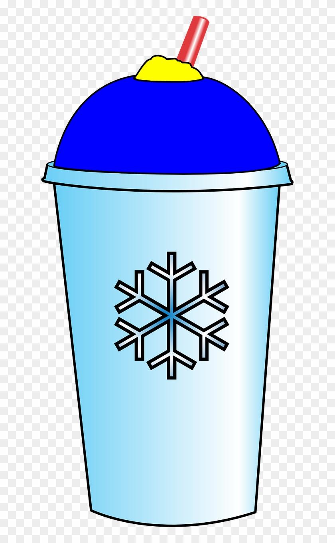 Jagged Cup, Drink, Straw, Cold, Treat, Jag, Slurpee, - Slurpee Clipart #196212