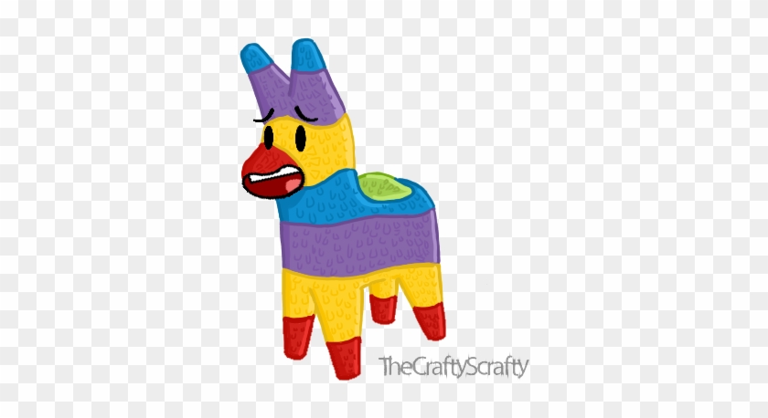Pinata By Thecraftyscrafty Pinata By Thecraftyscrafty - Piñata #196327
