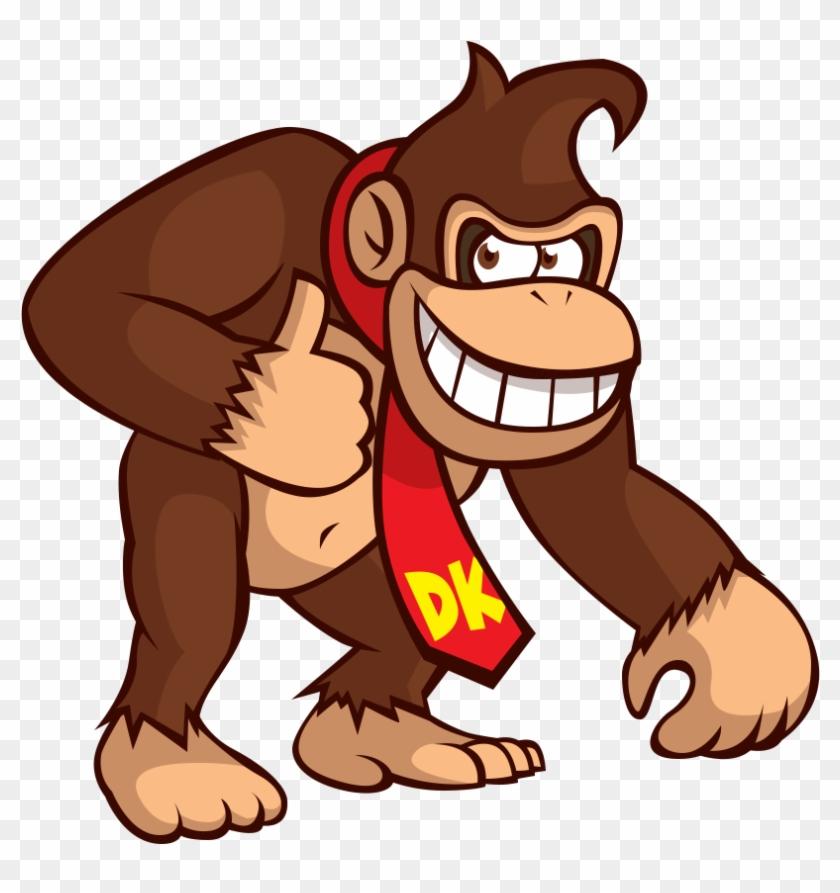 Donkey Kong By Ekarasz - Donkey Kong #196439