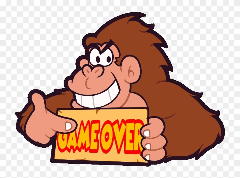 Donkey Kong - Donkey Kong #196534