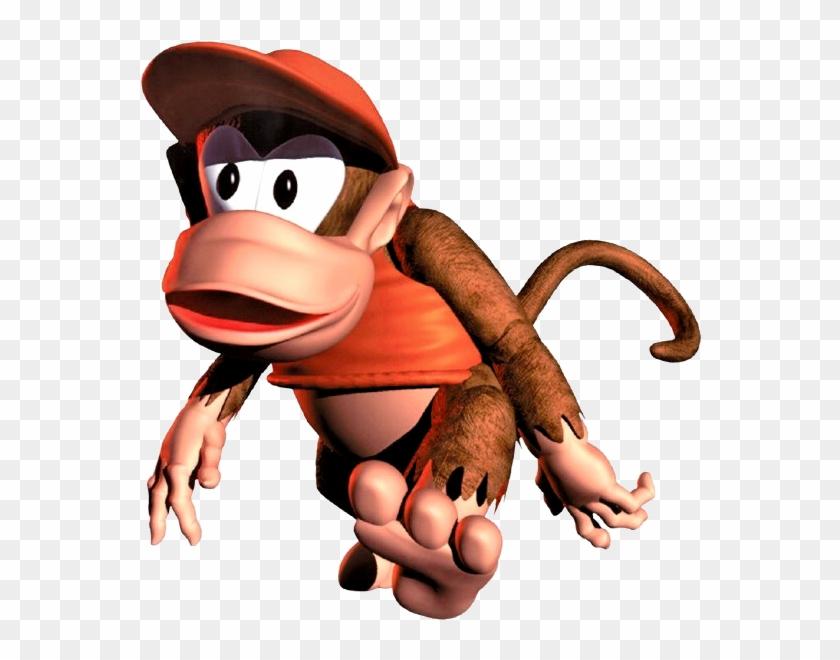 Donkey Kong Country - Donkey Kong Country Diddy #196725