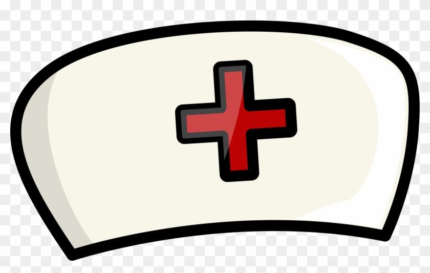 Nursing Cartoon Nurses Cap Illustration - Buttonsmith Nurse Tinker Top Set To Use 4723 #196818