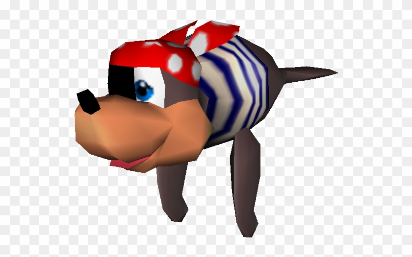 Download Zip Archive - Donky Kong 64 Model - Free