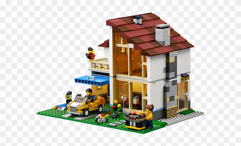 Lego Creator Family House - Lego Creator Family House (31012) #1185605