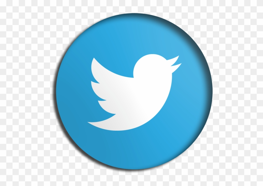 """tweet Us"" - Twitter Social Media Icon #1185946"