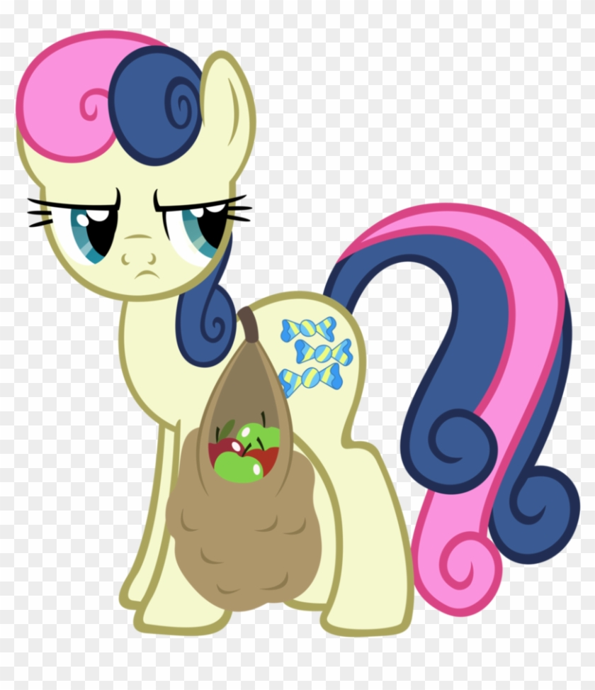 Angry Bon Bon By Sofunnyguy - Bon Bon My Little Pony #1187106