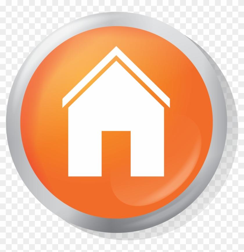 Home button stock illustration. Illustration of black