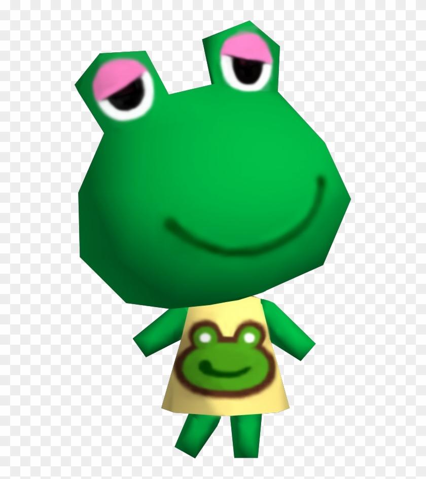 New Leaf Tree Frog Gamecube - Animal Crossing New Leaf Emerald #1187577