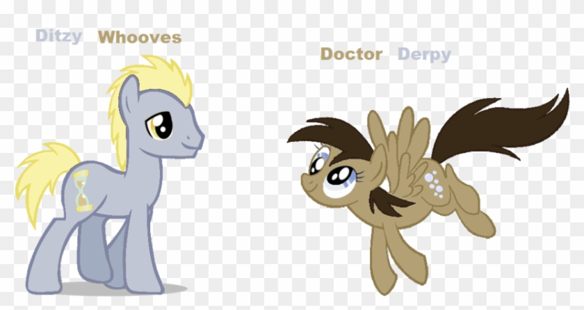 Derpy Hooves And Doctor Whooves Wallpaper Www Imgkid