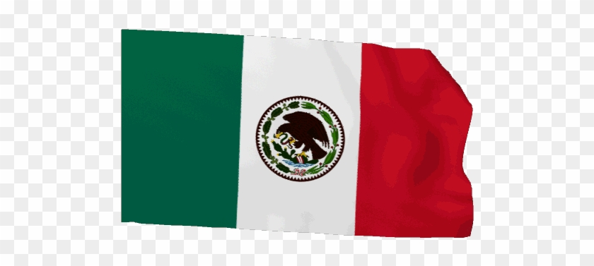 Loading - Mexican Animation Flag Transparent - Free