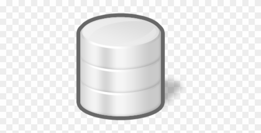 210 Powerpoint Clip Art Server - Database Icon - Free
