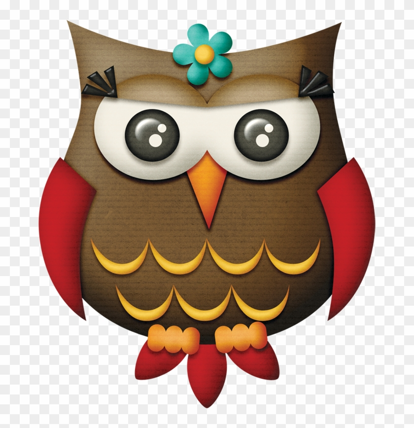 18awesome Owl Clip Art More Image Ideas - Brown Owls Clipart Png #1189890