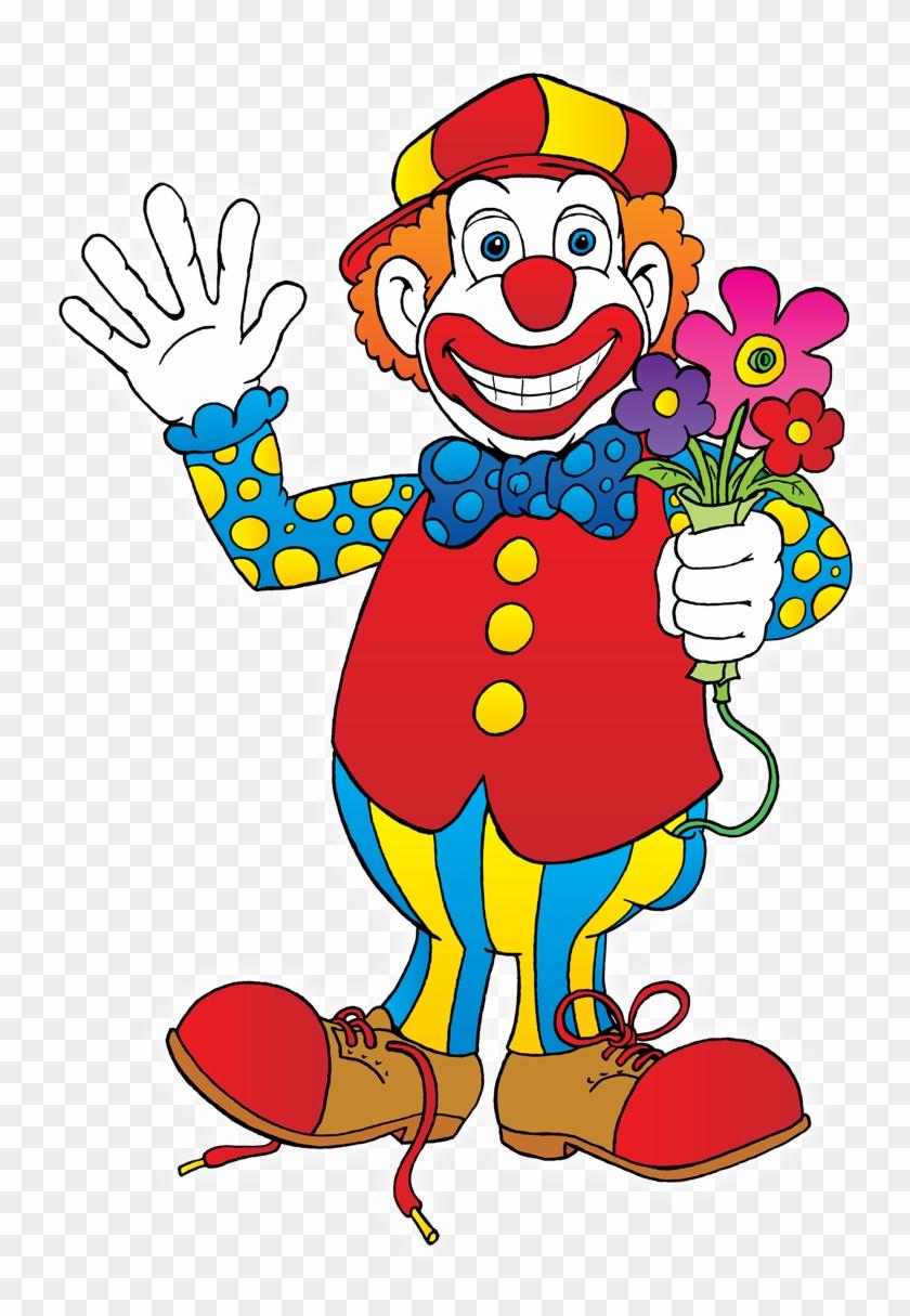 Смешной клоун нарисовать, картинки про