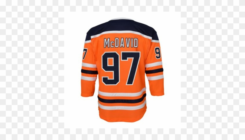 reputable site 32657 3ff67 Edmonton Oilers Kids' Connor Mcdavid Home Hockey Jersey ...