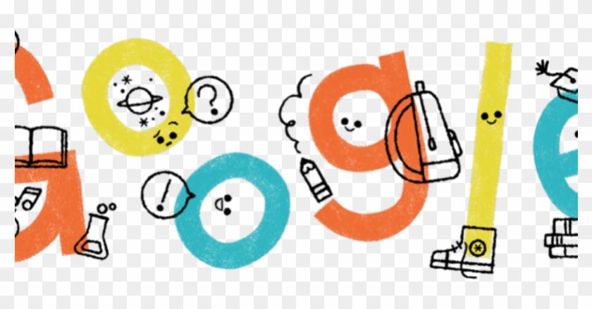 Today Marks The Start Of Teacher Appreciation Week - Us Teacher Appreciation Week Google Doodle #1191536