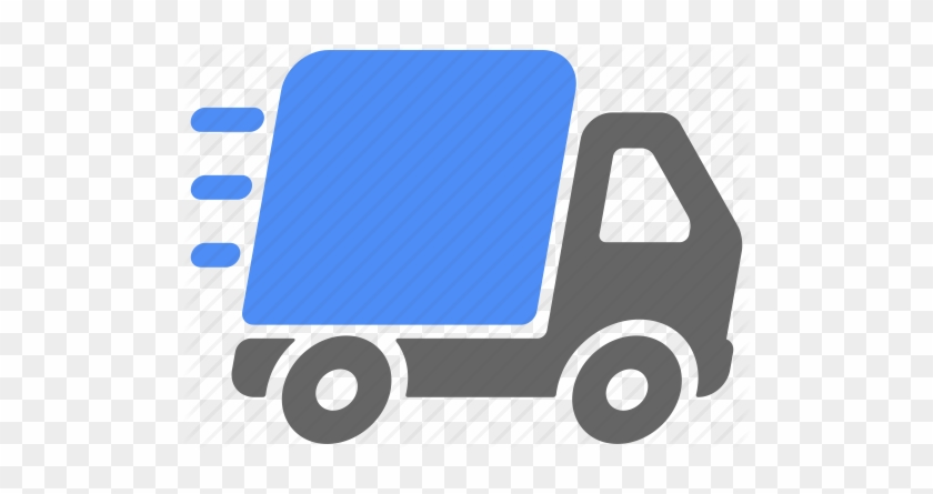 Delivery-truck Icons - Fast Delivery Truck Icon #1192775
