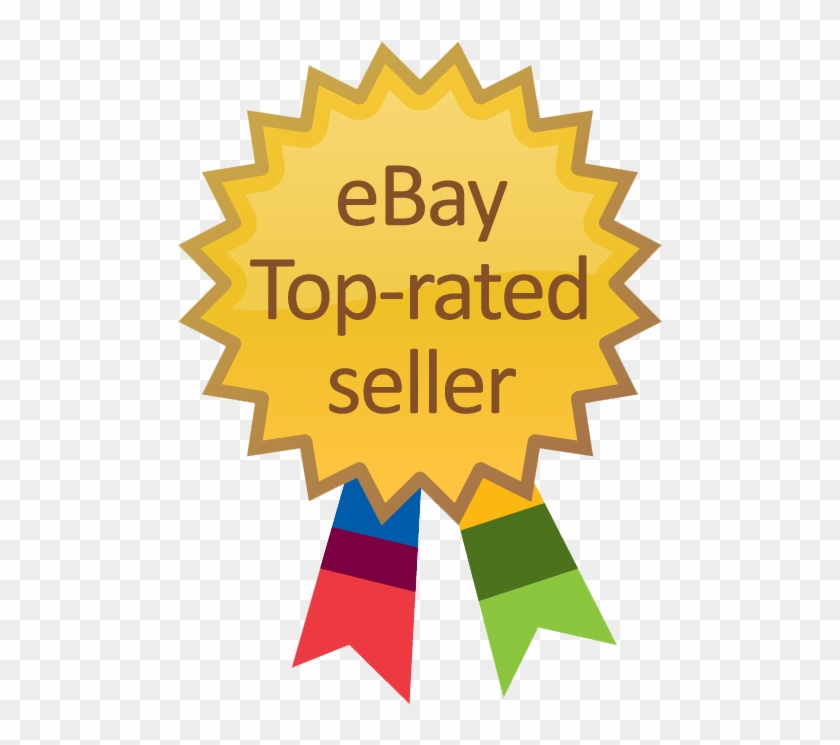Ebay Top Rated Seller Badge Png Free Transparent Png Clipart Images Download