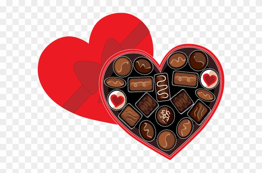 Valentine Chocolate Clipart Valentines Day Chocolate Clipart