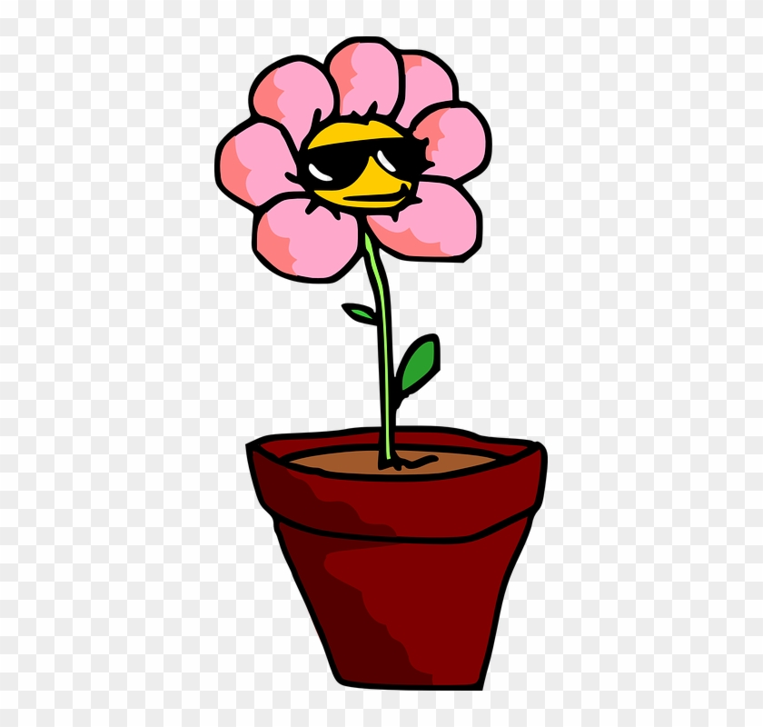Spring Flower Cartoon 18 Buy Clip Art Potted Floral Clip Art