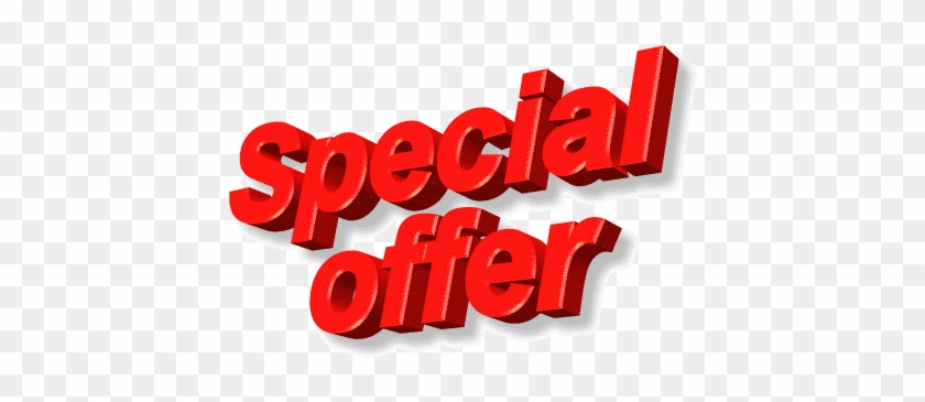 Special Offer - Special Offer Animated Gif #1193782