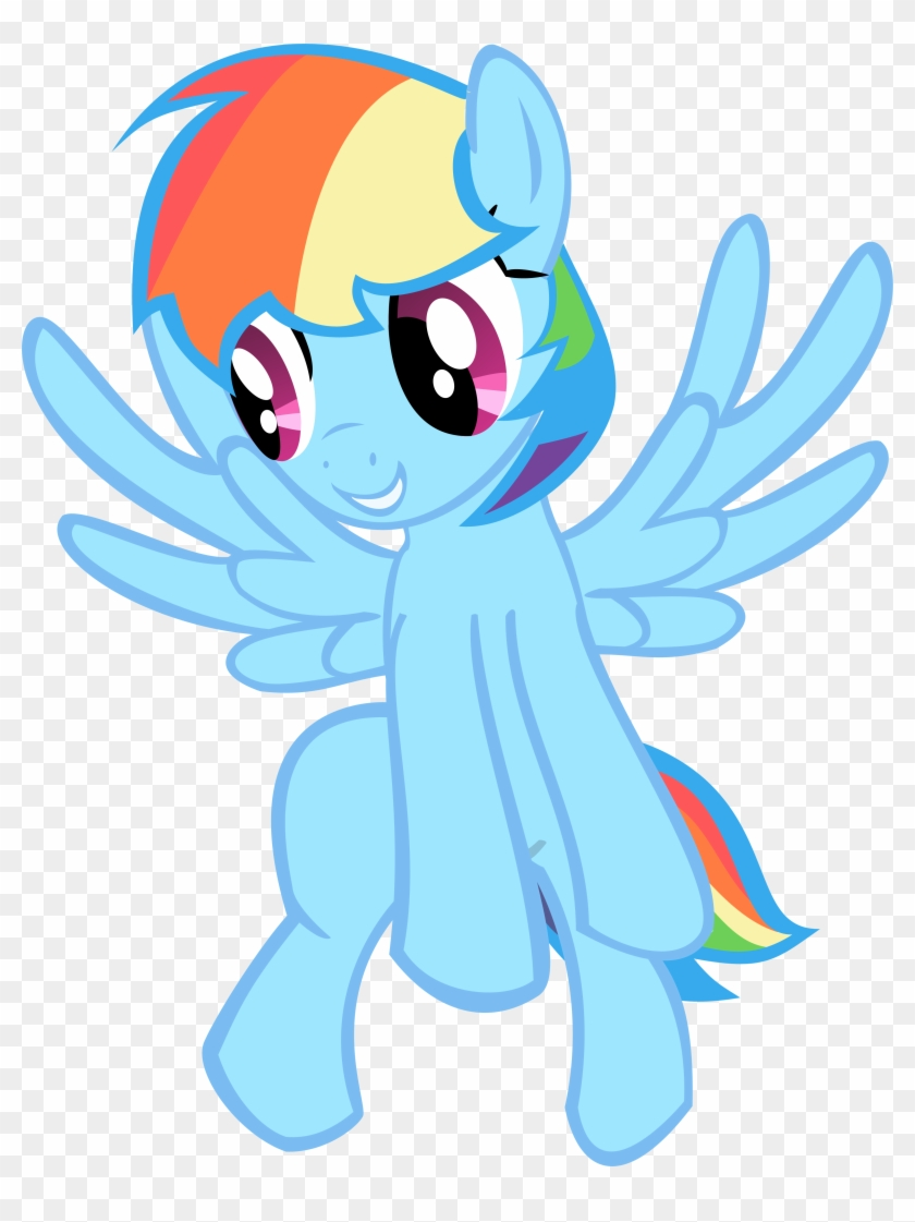 Short Haired Rainbow Dash By Rorycon Rainbow Dash New Hair Free