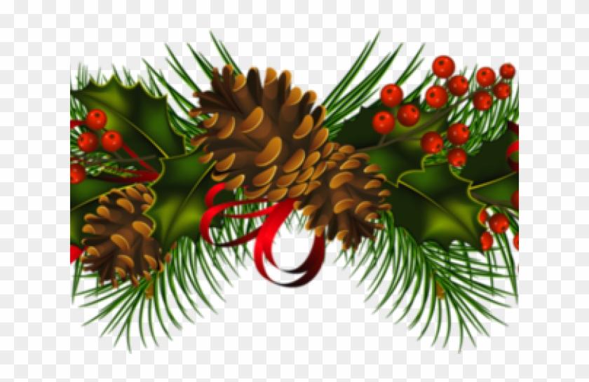Garland clipart fir glitter christmas shirt sparkles bows