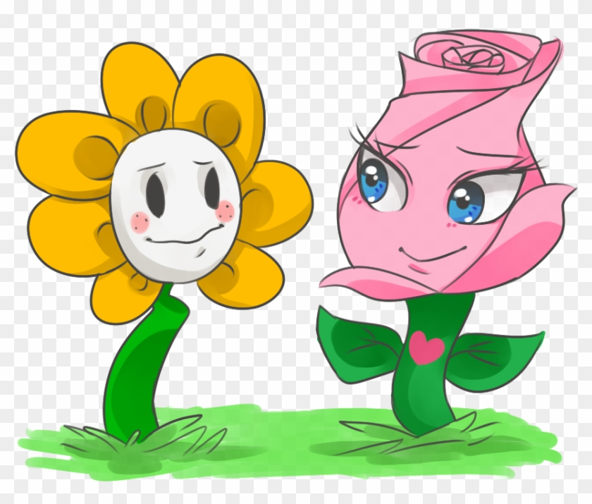 Undertale Flowey Clip Art - Undertale - Free Transparent PNG