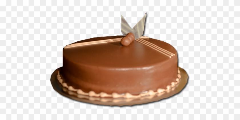 Chocolate Delight Cake - Chocolate Cake #1196229
